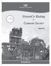 GreenCo Rating for Cement Sector