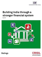 Building India through a stronger financial system