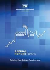 CII Eastern Region Annual Report 2015 - 16