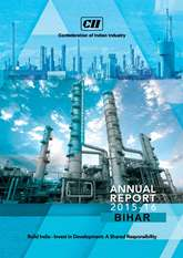 CII Bihar Annual Report 2015 - 16