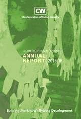CII Jharkhand Annual Report 2015 - 16