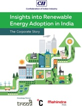 Insights into Renewable Energy Adoption in India - The Corporate Story