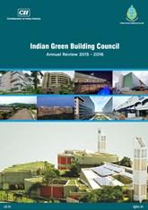 IGBC Annual Report: 2015-2016