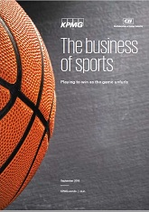 The Business of Sports: Playing to win as the game unfurls