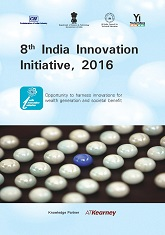 8th India Innovation Initiative, 2016