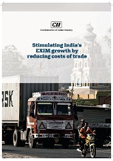 Stimulating India's EXIM Growth by Reducing costs of trade