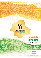 Annual Report 2016-17: Young Indians (Salem Chapter)