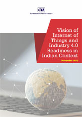 Vision of Internet of Things and Industry 4.0 Readiness in Indian Context