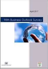 98th Business Outlook Survey