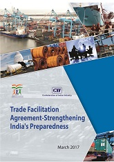 Trade Facilitation Agreement - Strengthening India's Preparedness