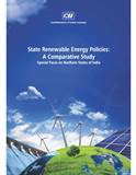 State Renewable Energy Policies: A Comparative Study Special Focus on Northern States of India