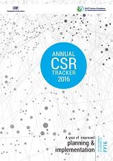 Annual CSR Tracker 2016