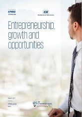 Entrepreneurship, Growth and Opportunities