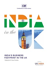 India's Business Footprint in the UK : Highlights & Case Studies