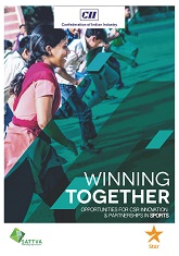 Winning Together – Opportunities for CSR innovations and partnerships in sports