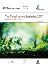 Global Innovation Index 2017:  Innovation Feeding the World