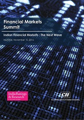 Indian Financial Markets: The Next Wave