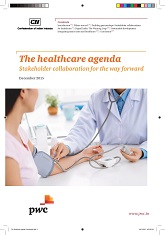 The healthcare agenda : Stakeholder collaboration for the way forward