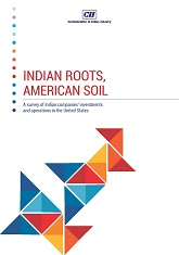 Indian Roots, American Soil: A survey of Indian companies