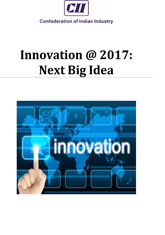 Innovation@2017: Next Big Idea