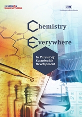 Chemistry Everywhere – In Pursuit of Sustainable Development