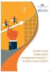 Growth in the Indian asset management industry — Is there a new normal?