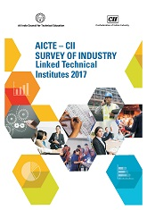 AICTE – CII Survey Of Industry Linked Technical Institutes 2017