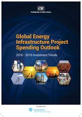 Global Energy Infrastructure Project Spending Outlook: 2018 – 2019 Investment Trends