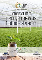 Compendium of financing options for the food processing sector