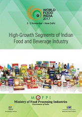 High-Growth Segments of Indian Food and Beverage Industry