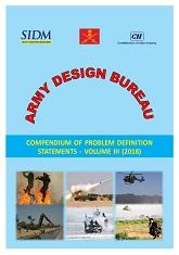 Compendium of Problem Definition Statements Vol III (2018)