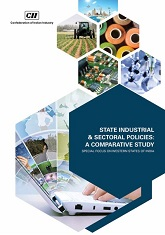 State Industrial & Sectoral Policies: A Comparative Study - Special Focus on Western States of India