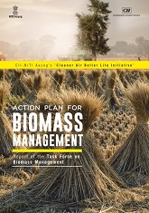Action plan for biomass management - Report of the Task Force on Biomass Management