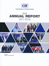 CII Goa Annual Report 2017-18