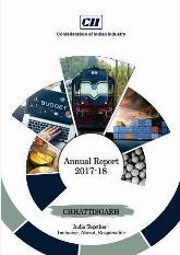 CII Chhattisgarh Annual Report 2017-18