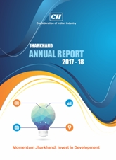 CII Jharkhand Annual Report 2017-18