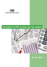 Transition to GST : A year into the system
