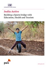 India Active - Building a Sports bridge with Education, Health and Tourism