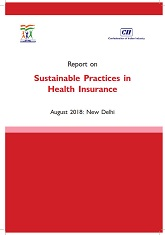 Report on Sustainable Practices in Health Insurance
