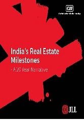 India's Real Estate Milestones - A 20 Year Narrative