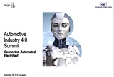 Automotive Industry 4.0: Connected. Automated. Electrified