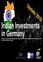 Indian Investments in Germany - Update 2018