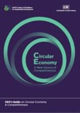 Circular Economy - a New Source of Competitiveness