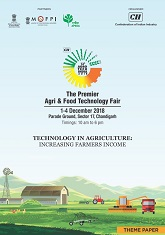 Technology in Agriculture: Increasing Farmers' Income