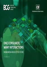 One Consumer, Many Interaction: Indian Media House of the Future