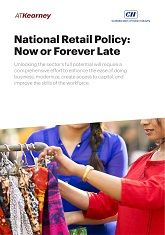 National Retail Policy - Now or Forever Late