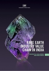 Rare Earth Industry Value Chain in India