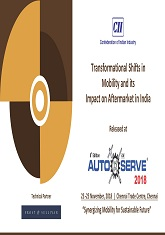 Transformational Shifts in Mobility and its Impact on Aftermarket in India