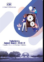 CII Puducherry Annual Report 2018-19