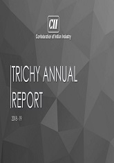 CII Trichy Annual Report 2018-19